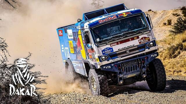 Dakar 2020: Day 9 Highlights - Trucks