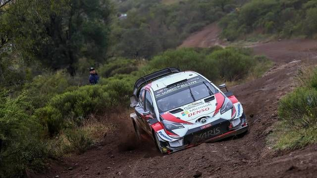 WRC: Rally Argentina Shakedown