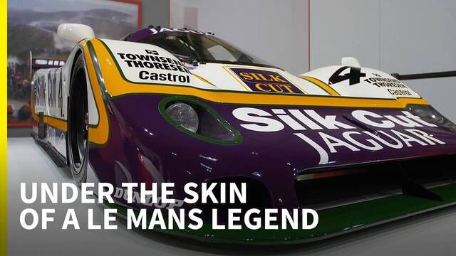 Under the skin of a Le Mans legend