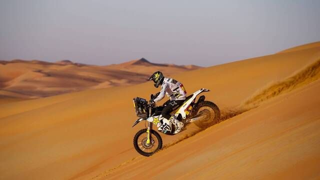 Dakar 2020, Day 11 Moto: gli highlights