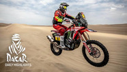 Dakar Rally: Day 2 highlights - Bikes & Quads