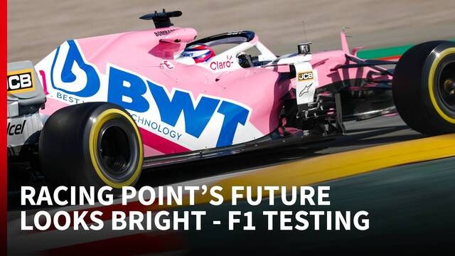 The future's bright for Racing Point - F1 2020 testing | Talking Points