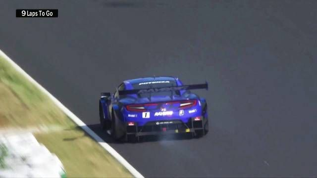 Suzuka 300km: Tire trouble for Jenson Button
