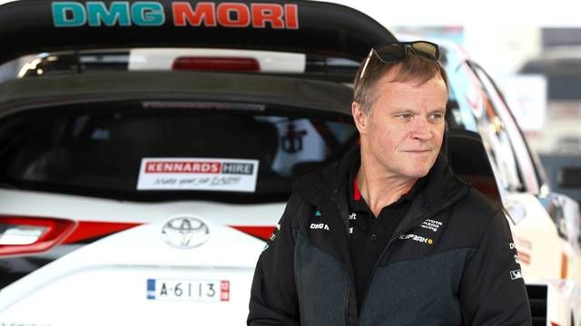 WRC: Interview with Tommi Makinen