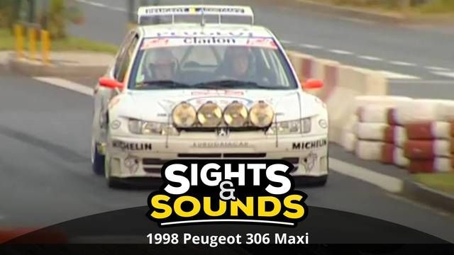 Sights & Sounds: 1998 Peugeot 306 Maxi