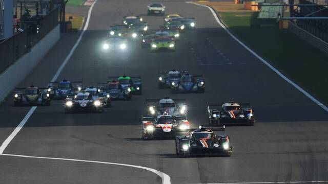 FIA WEC: 4 Hours of Shanghai - Race highlights