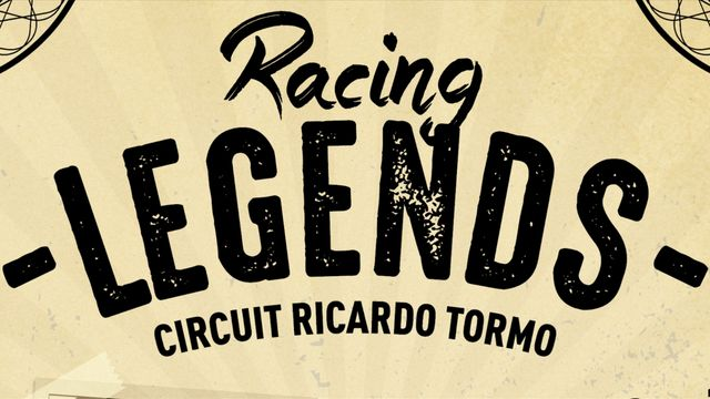 Racing Legends 2019 en el Circuit Ricardo Tormo de Cheste