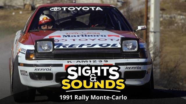 Sights & Sounds: Reli Monte Carlo 1991