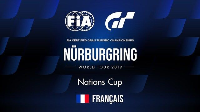 World Tour 2019 - Nürburgring | Manufacturer Series