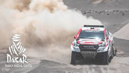 Dakar Rally: Day 6 highlights - Cars & SXS