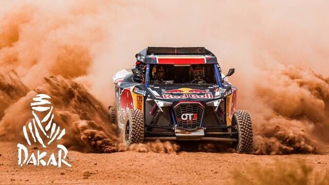 Dakar 2021: Stage 11 Highlights - Lightweight Vehicles