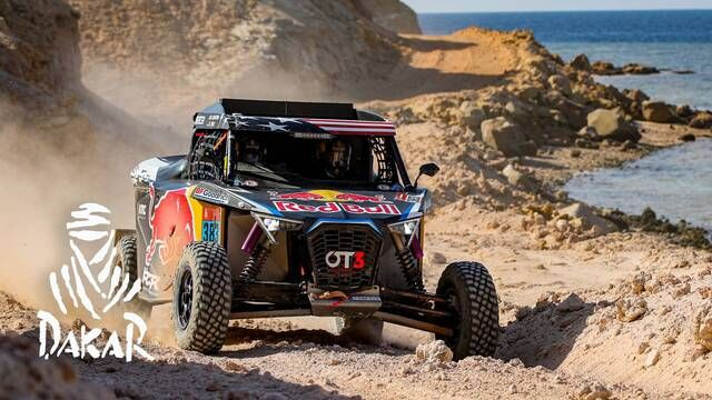Dakar 2021: Stage 9 Highlights - Lightweight Vehicles