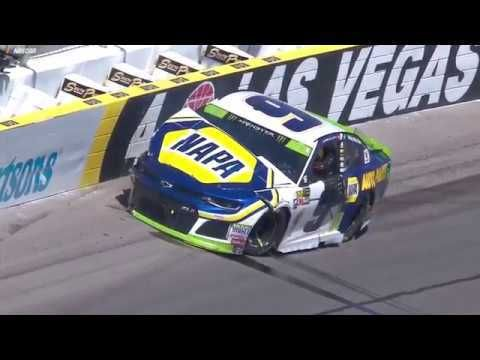 McMurray y Elliott chocan en Las Vegas