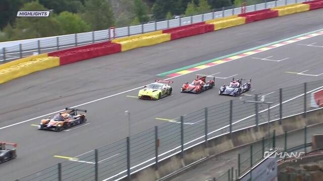 European Le Mans Series: 4 Hours of Spa-Francorchamps full race highlights