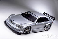 Mercedes unveils new CLK for DTM