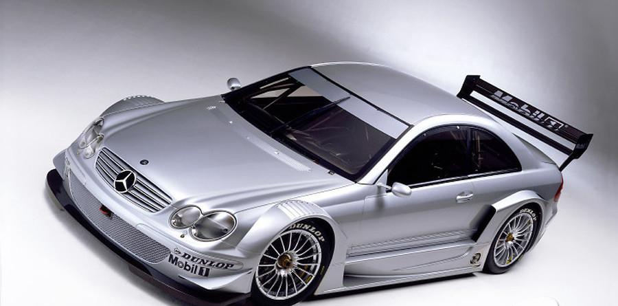 Mercedes unveils new CLK for DTM