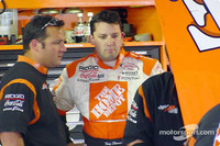 Tony Stewart's main focus this weekend is Charlotte
