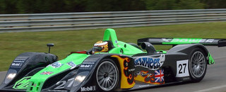 Le Mans MG dominating LMP675 at Le Mans