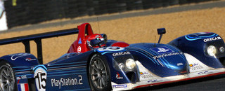 Le Mans Holding steady for the finish