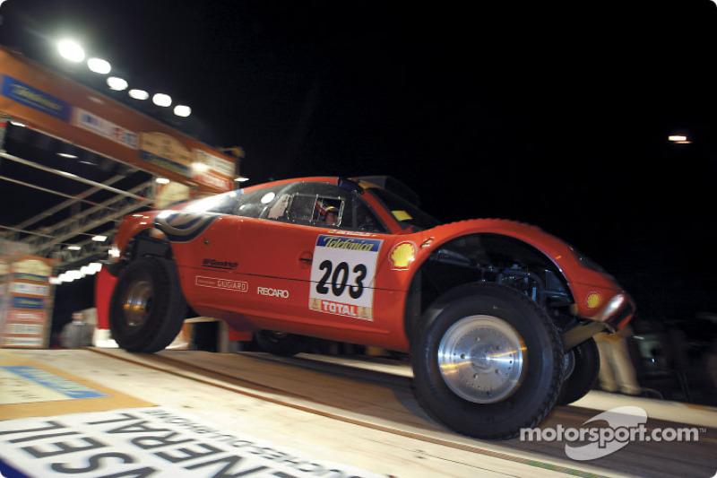Dakar: Volkswagen stage one report