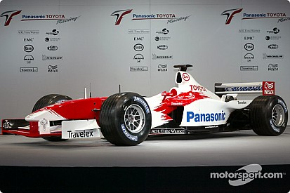 Toyota launch the TF103