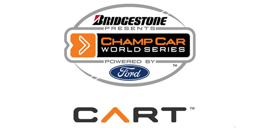 Champcar Cart Champ Car Unveils New Logos And Branding