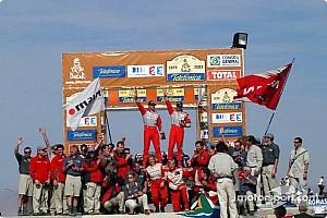 Dakar Dakar: Nissan final report
