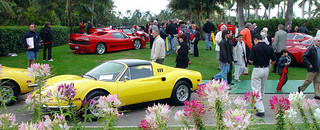 Formula 1 FCS: Palm Beach landmark hosts Ferrari concourse
