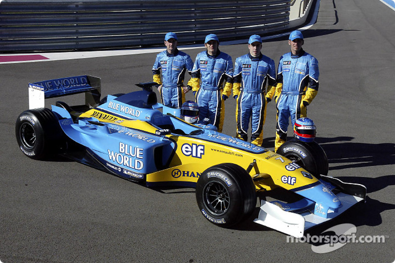 Renault heads out to Spain