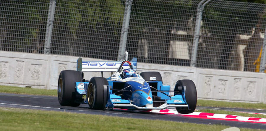 CHAMPCAR/CART: Tracy makes it look easy in Monterrey