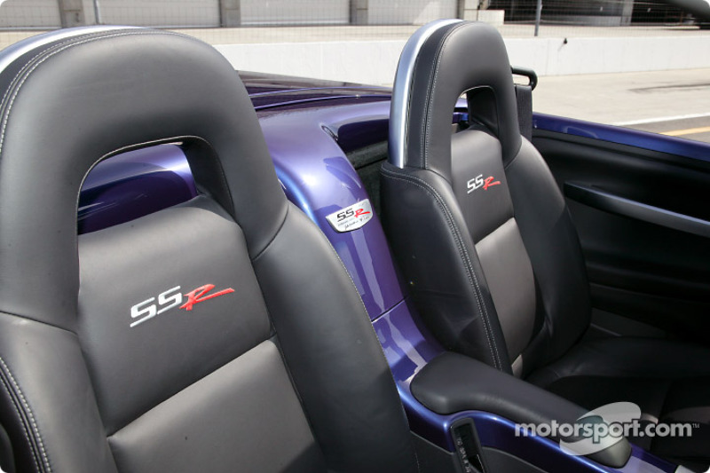IRL: Chevy's SSR ready to pace 2003 Indy 500