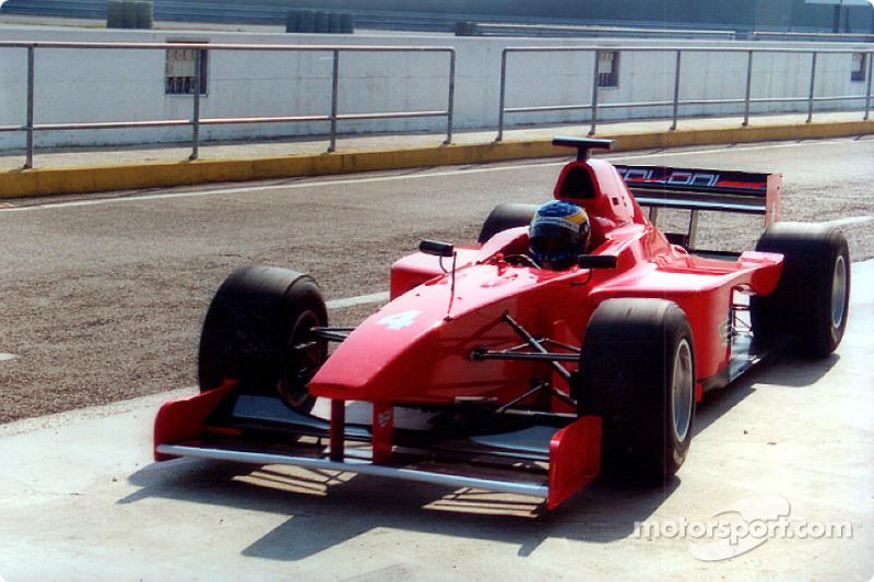 Coloni Motorsport Magione test 2003-03-25