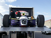 IRL: Motegi warms up for IndyCar Series