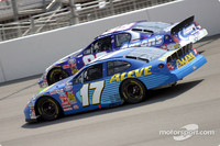 BUSCH: Third times the charm for Kenseth in Fontana