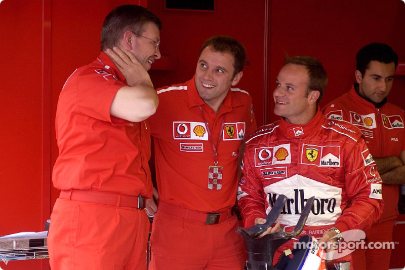 Barrichello adapting quickly to new car