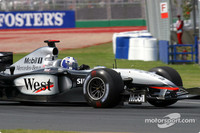 Coulthard wants new McLaren