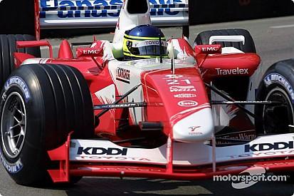 Da Matta reflects on Monaco