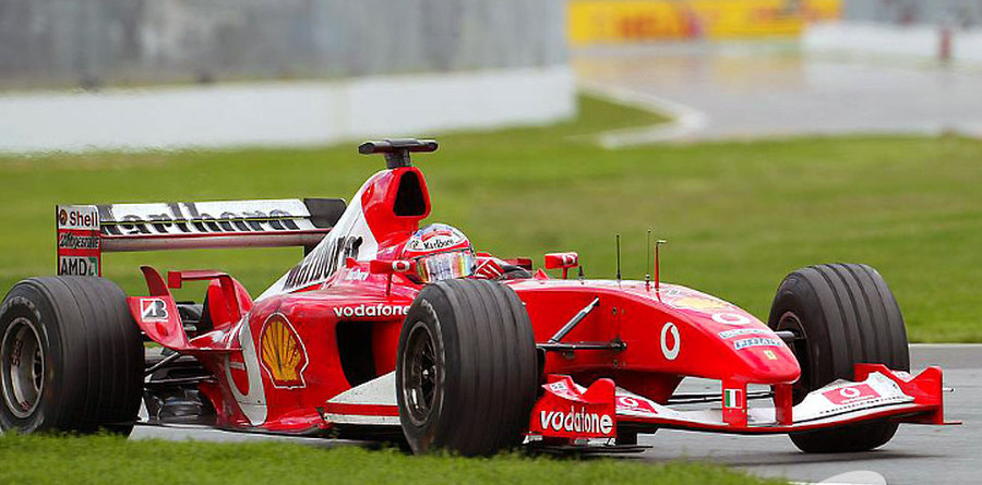 Barrichello not complaining about points system
