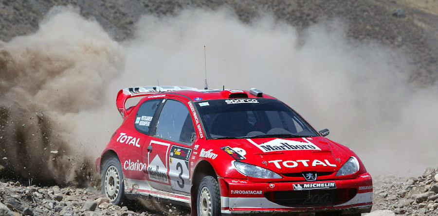 Gronholm opens Cyprus Rally with the lead