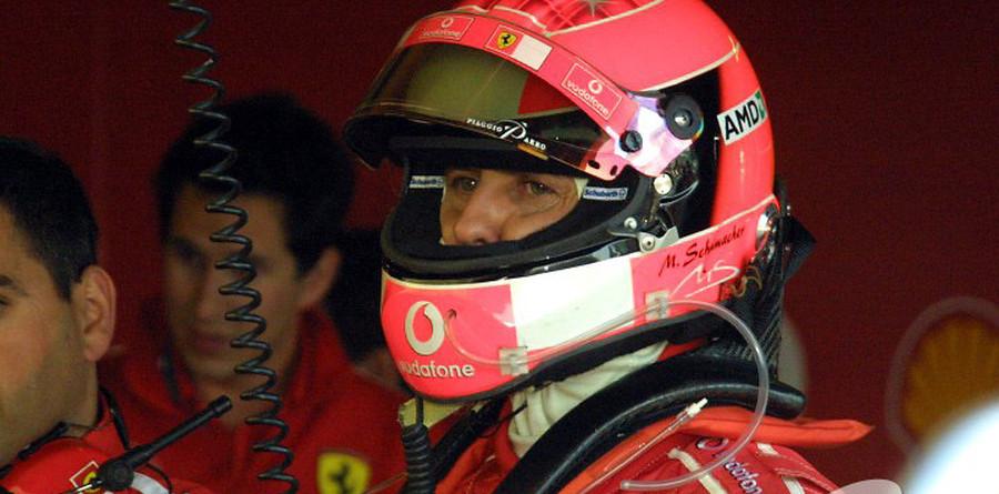 No crisis for Schumacher