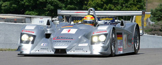 ALMS Werner places Team Joest on Road America pole