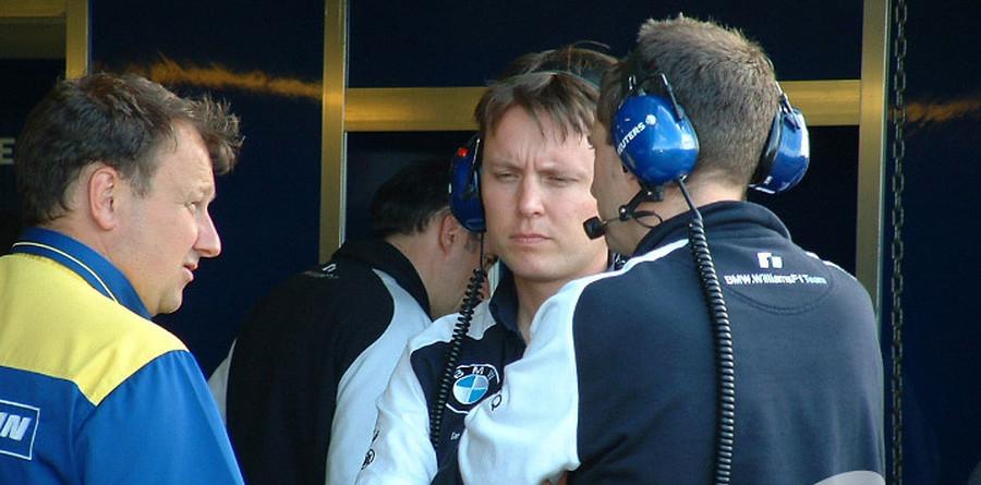 Williams test to focus on tyres