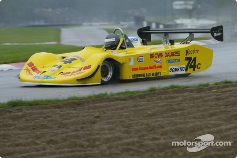 RACE: Valvoline Runoffs Friday morning report