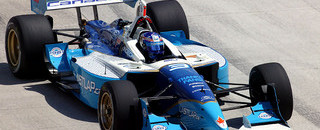 IndyCar CHAMPCAR/CART: Tracy keeps pole, Monteiro fastest today in Mexico City