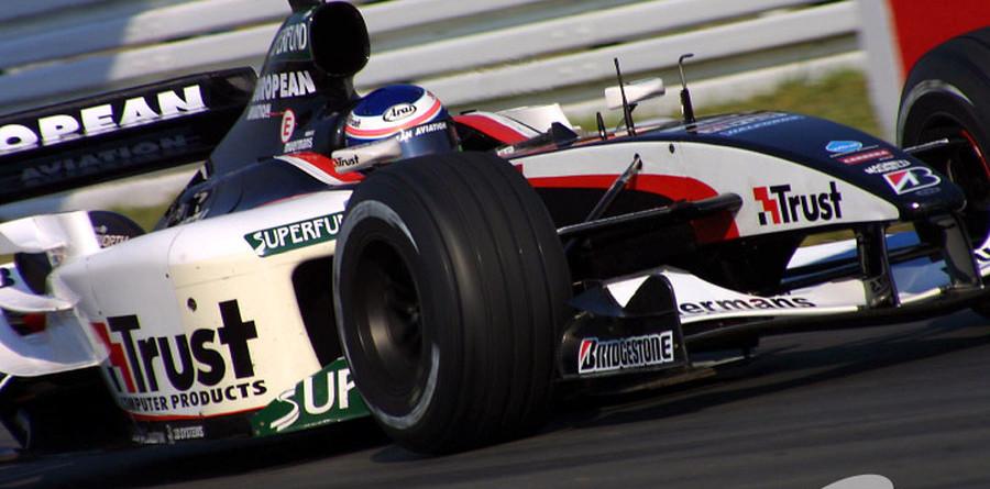 Minardi close to Bruni signing