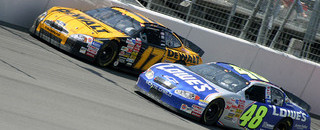 NASCAR Cup On the eve of the final Winston Cup race