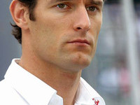 Webber completes charity challenge