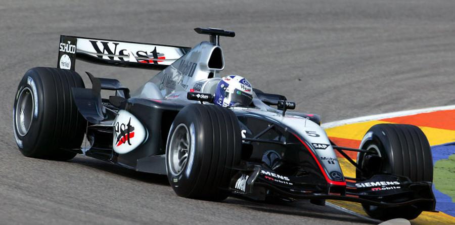 New McLaren tops Valencia test