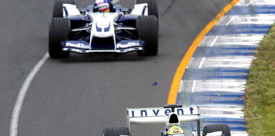Ralf critical of Montoya move
