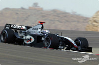 McLaren not fast enough for Coulthard